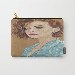 Lauren Cohan Carry-All Pouch