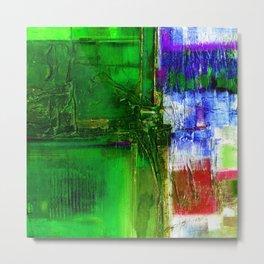 Color Bliss 1l by Kathy Morton Stanion Metal Print