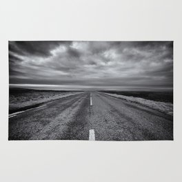 The Road North Rug