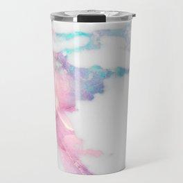 Unicorn Vein Marble Travel Mug