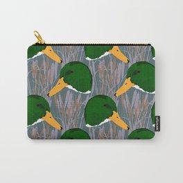 Mallard Duck Marsh Carry-All Pouch