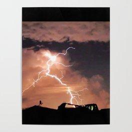 Mister Lightning Poster