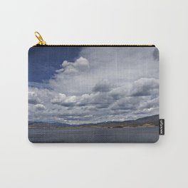 Lake Granby Under a Stormy Sky Carry-All Pouch