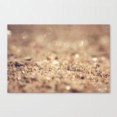 A Little Dirt Never Hurt Canvas Print