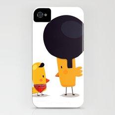 Chicken Talk iPhone (4, 4s) Slim Case