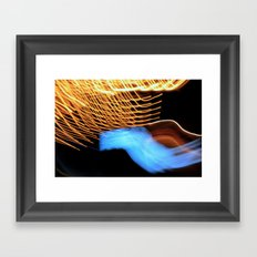 Long Exposure I Framed Art Print