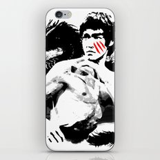 Bruce - Enter the Dragon iPhone & iPod Skin