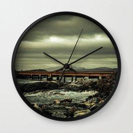 norwegian Scenic Routes - Atlanterhavsvegen Wall Clock
