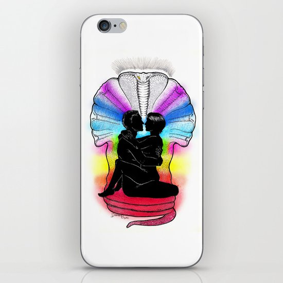 SHAKTI KUNDALINI - the Sacred Sex iPhone & iPod Skin