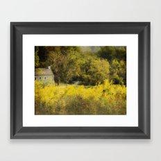 Chester Springs Framed Art Print