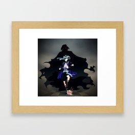 Black butler Ciel Phantomhive Framed Art Print