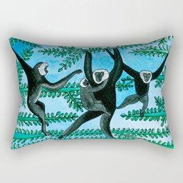 Noah's Ark - Gibbon Ape Rectangular Pillow