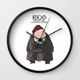Jodor! Wall Clock