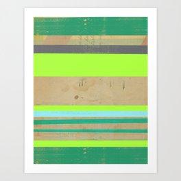 Neon Feeling Art Print