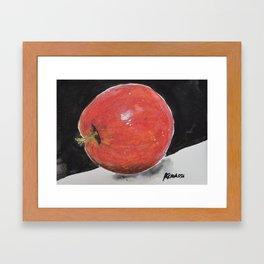 An Apple A Day Framed Art Print