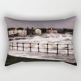 Ardrossan Storm  Rectangular Pillow