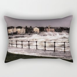 Ardrossan Storm  Rectangular Pillow
