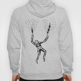 bolt hands Hoody