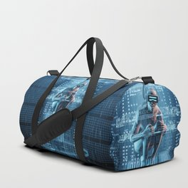 Virtual Dreams Reloaded Duffle Bag
