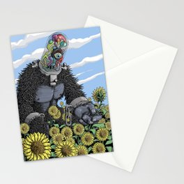 The Unshackled Dream Stationery Cards