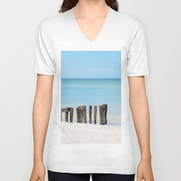 Leading to the Water Unisex V-Neck