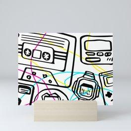 Child of the '90s Mini Art Print