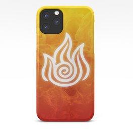Avatar Fire Bending Element Symbol iPhone Case