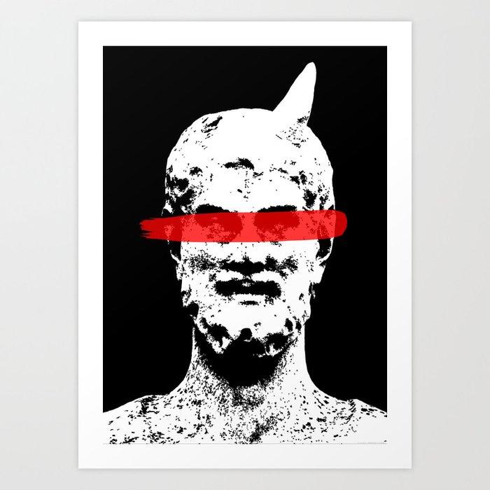 """""""Little Horn"""" Art Print"""