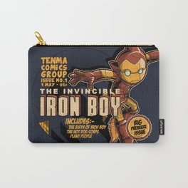 THE INVINCIBLE IRON BOY Carry-All Pouch