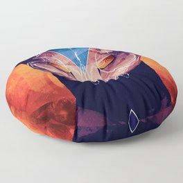 Bastet - Cat Goddess Floor Pillow