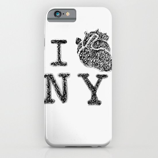 I HEART NEW YORK iPhone & iPod Case