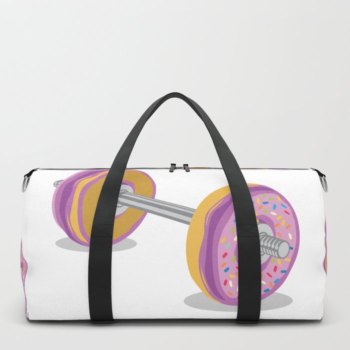 Donut Work-Out Duffle Bag