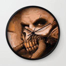 Immortan Wall Clock