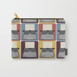 Typewriter v9056 Carry-All Pouch