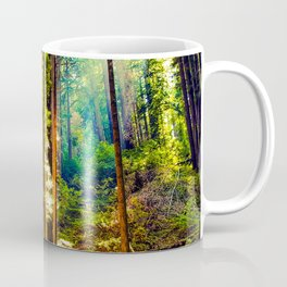 Henry Cowell Redwood State Park Coffee Mug
