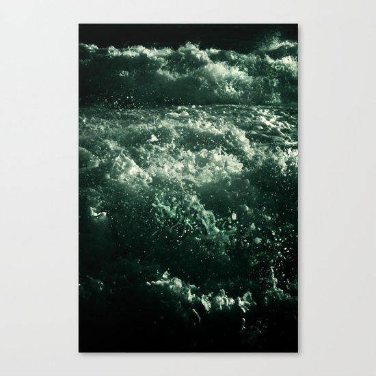 *sea* Canvas Print