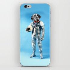 Astronaut-Dalmatian iPhone Skin