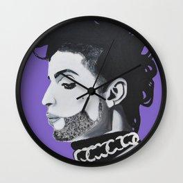 "Prince- ""I'm not a woman, I'm not a man"" Wall Clock"