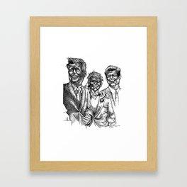 Dead Kennedys Framed Art Print