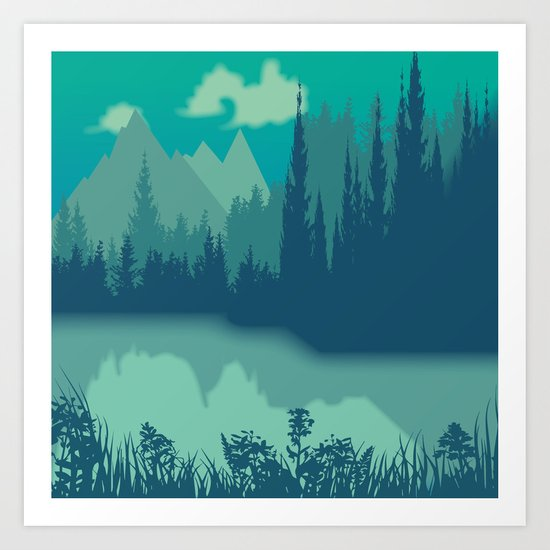 My Nature Collection No. 22 Art Print