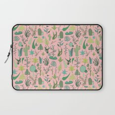 Nature Pink Laptop Sleeve
