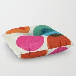 Division II Floor Pillow