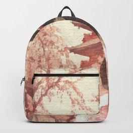 Asian Rose Backpack
