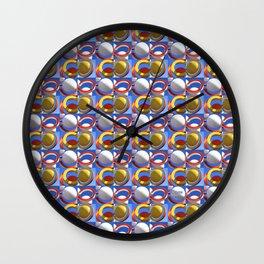 Lanzarote 04 Wall Clock
