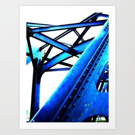 puente Art Print
