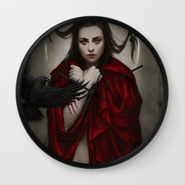 Gods and Monsters Wall Clock