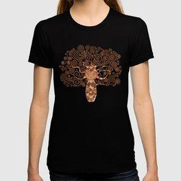 Kokeshi Tree of life T-shirt