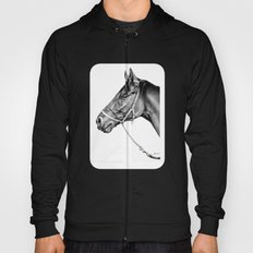 Sir Alfred - Racehorse : Graphite Hoody