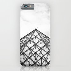 Louvre Pyramid Paris France iPhone 6s Slim Case
