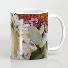 Fur Coat Protea Coffee Mug